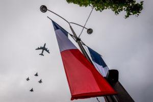 Célébration de la fête nationale du 14 juillet à Paris le 14 juillet 2019.