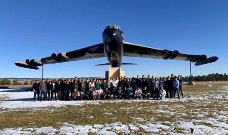 Semaine internationale à l'US AIR FORCE ACADEMY