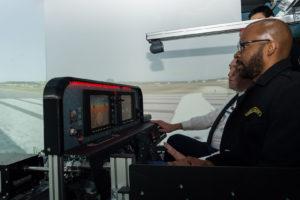 Visite du mastère spécialisé aerospace project management 20-11-2019