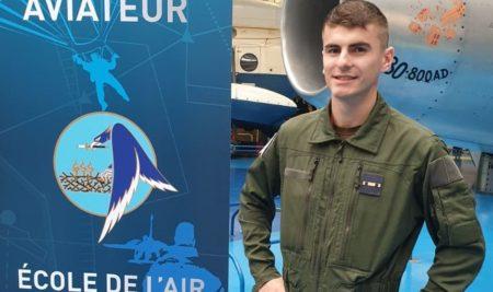 L'École de l'air présente au Salon des formations et des métiers de l'aéronautique 2020